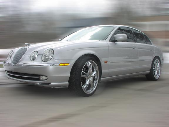 HooptySType's 2000 Jaguar S-Type