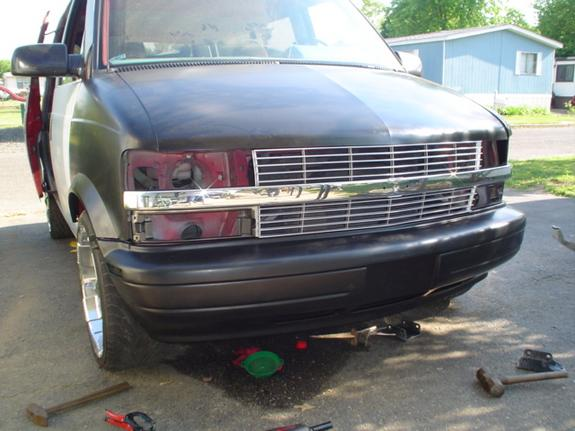 Another chvyspinners89 1989 Chevrolet Astro post... - 5875767