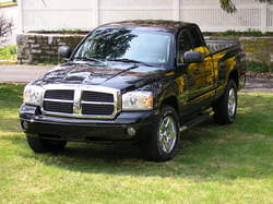 Wolfwood3D 2005 Dodge Dakota Regular Cab & Chassis