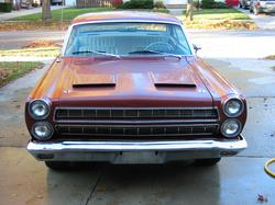 edgecrusher1s 1966 Mercury Comet