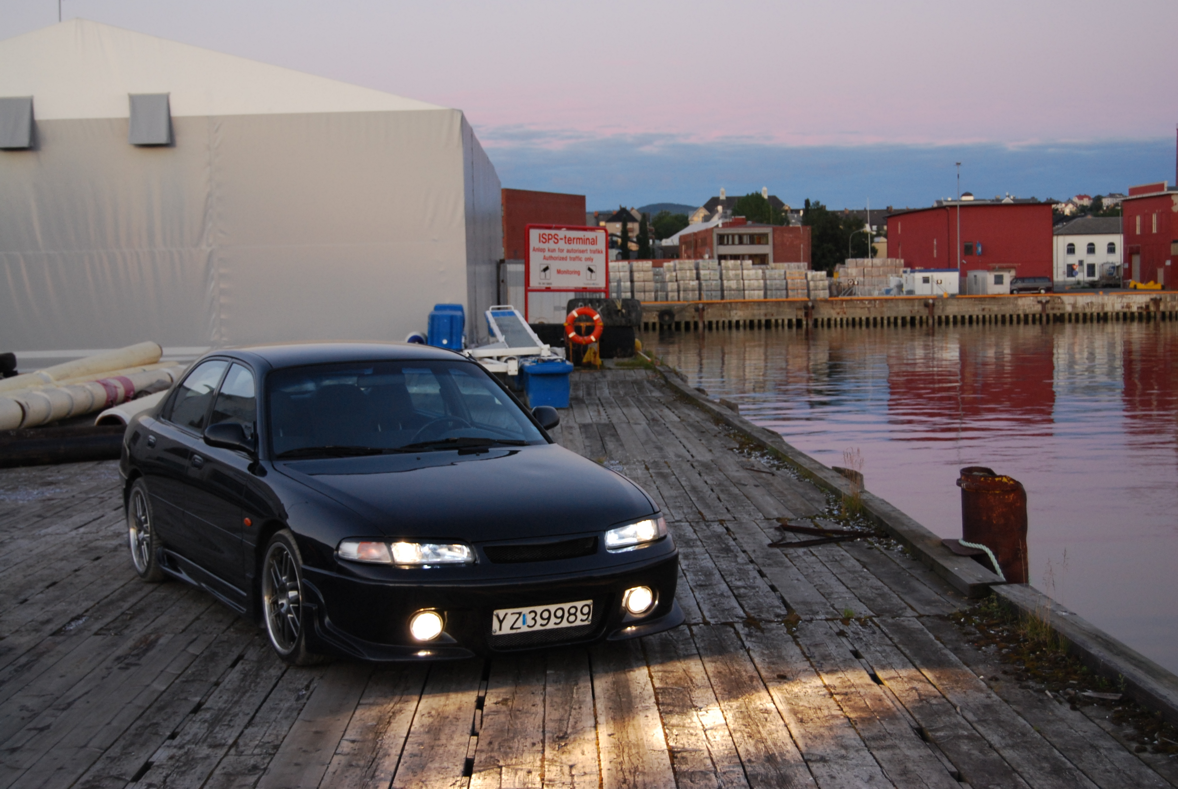 Another Zepticon 1994 Mazda 626 post... - 5889036