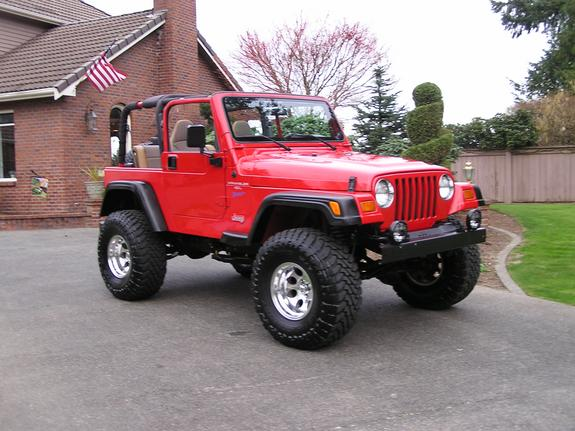 jb93gmctruck 1997 Jeep Wrangler Specs, Photos, Modification Info at