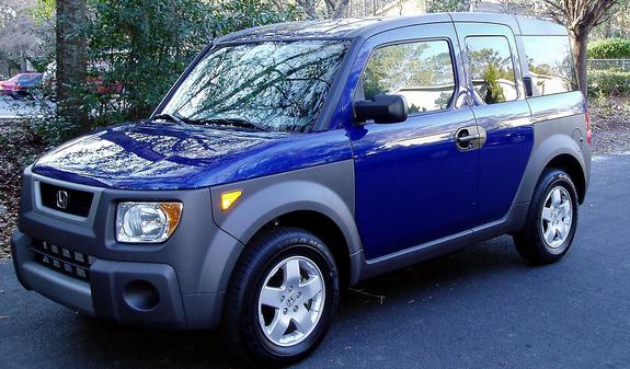 hondaguru04's 2004 Honda Element