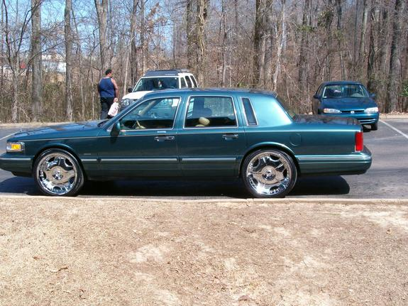 Rayclark 1996 Lincoln Town Car Specs Photos Modification Info At