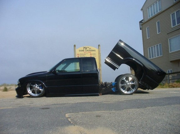 xtucking22s 2001 Chevrolet S10 Extended CabPickup Specs