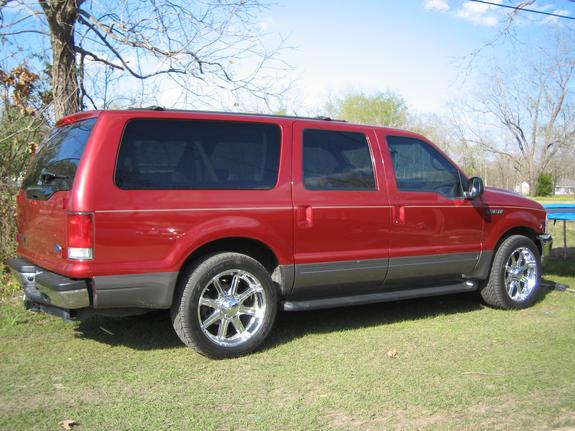 Another bigdaddynacho 2001 Ford Excursion post... - 5899535
