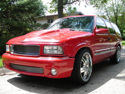 markymrkss 1996 GMC Jimmy