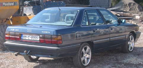 Another 532120 1989 Audi 200 post... - 5897562