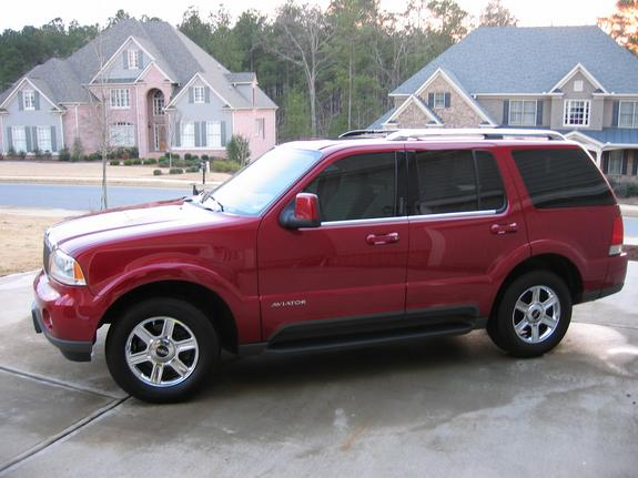 itnetsolver 2004 lincoln aviator specs photos modification info at cardomain. Black Bedroom Furniture Sets. Home Design Ideas