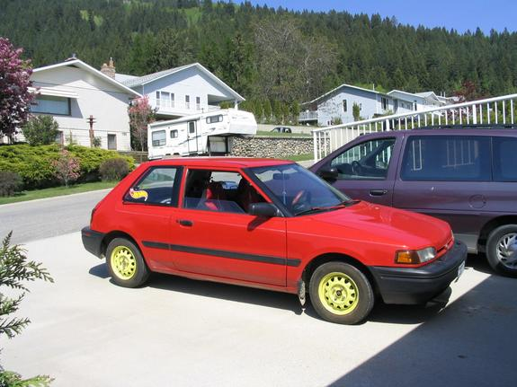Another sonic77 1994 Mazda 323 post... - 5903680
