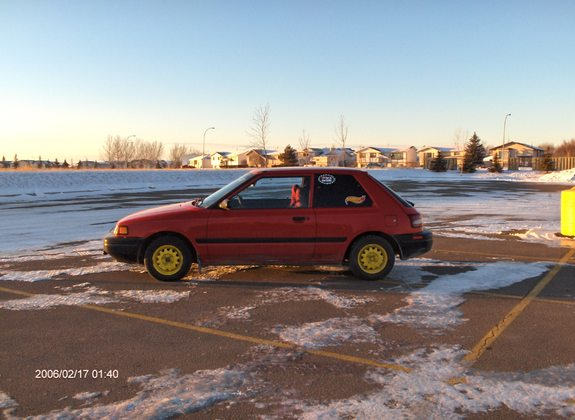 Another sonic77 1994 Mazda 323 post... - 5903688