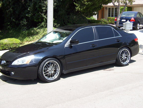 Brulee072005 2003 Honda Accord Specs Photos Modification