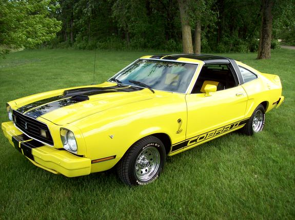 1976ii 1976 Ford Mustang Specs Photos Modification Info