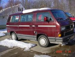 MrVanagons 1990 Volkswagen Vanagon