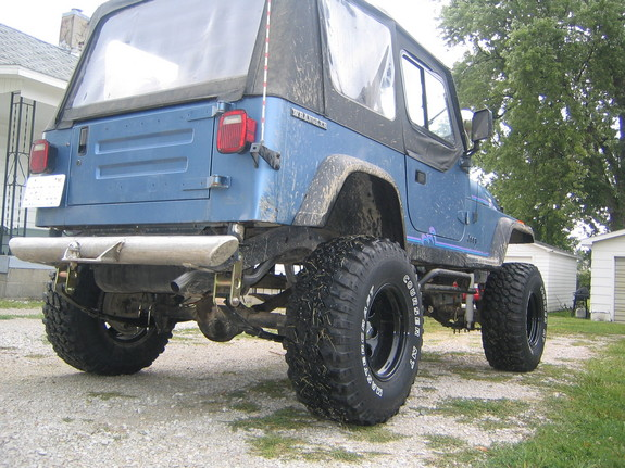 Another fastone110 1988 Jeep YJ post... - 5913511