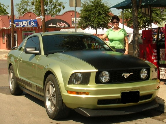 jeeprocks 2005 Ford Mustang