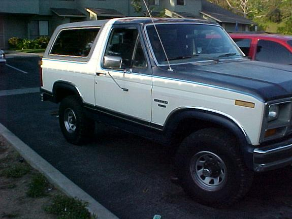 kazkadaz 1986 ford bronco specs photos modification info. Black Bedroom Furniture Sets. Home Design Ideas