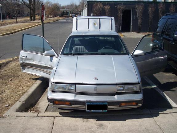 Another MinnesotasAmer 1987 Oldsmobile Calais post... - 5917619