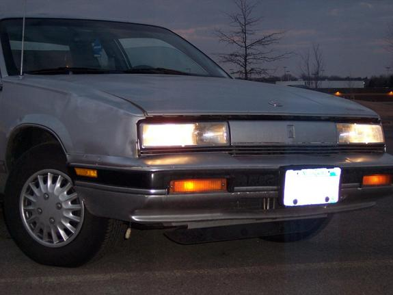 Another MinnesotasAmer 1987 Oldsmobile Calais post... - 5917621