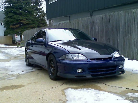 Another SpeedRacerZ 2002 Chevrolet Cavalier post... - 5920744