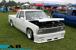 TakeTwoCustoms4 1991 Chevrolet S10 Regular Cab