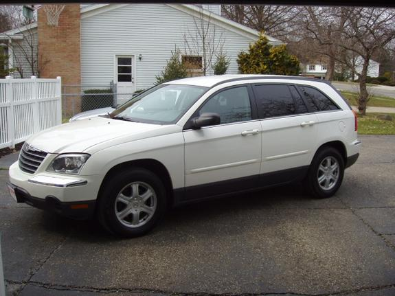 LikwidFlux's 2005 Chrysler Pacifica