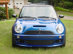 sharons 2005 MINI Cooper