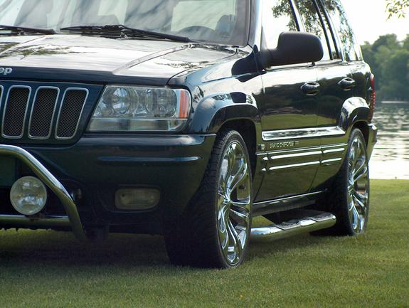 Steve168 2002 Jeep Grand Cherokee Specs Photos Modification Info
