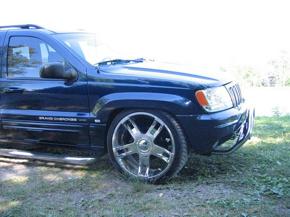 Another Steve168 2002 Jeep Grand Cherokee post... - 5923336
