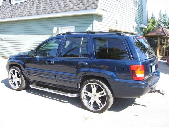 Another Steve168 2002 Jeep Grand Cherokee post... - 5923349