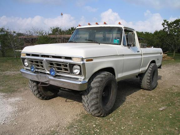 76 Ford F250