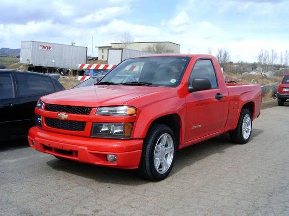 TurboColorado 2004 Chevrolet Colorado Regular Cab
