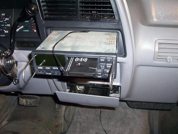 How To Remove A Car Radio Ford Ranger