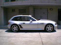 m_coupe1999 2001 BMW M
