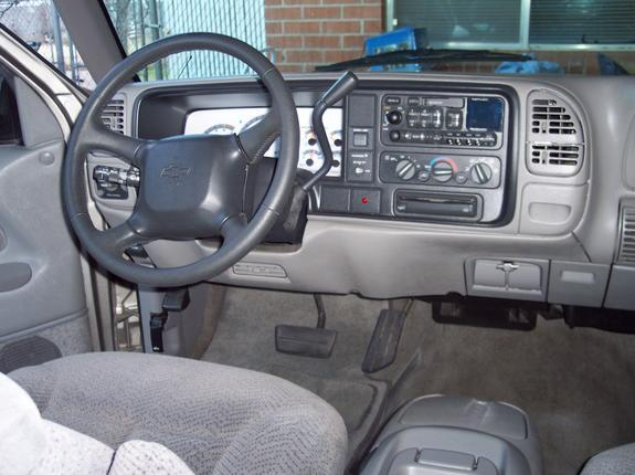 Another Projektboy 1998 Chevrolet Silverado 1500 Regular Cab Post...    5933772