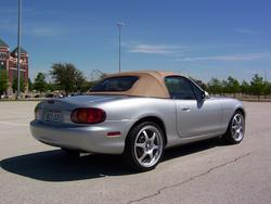 riverracer 1999 Mazda Miata MX-5