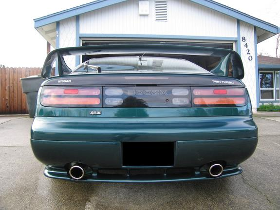 Another knerona 1995 Nissan 300ZX post... - 6303017