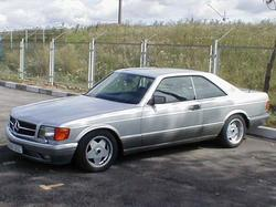 andrei560s 1991 Mercedes-Benz S-Class