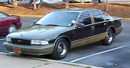 Another stateproperty95 1995 Chevrolet Caprice post... - 5942380