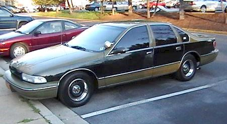 Another stateproperty95 1995 Chevrolet Caprice post... - 5942381