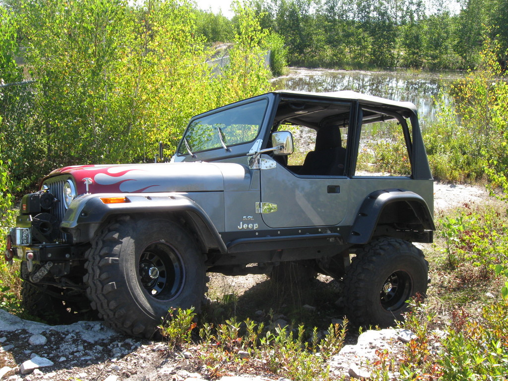 Philippeheon U0026 39 S 1977 Jeep Cj7 In