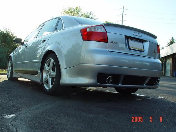 Another Calvinf1 2003 Audi A4 post... - 5944462