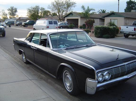 creatingmars 1964 lincoln continental specs photos modification info at cardomain. Black Bedroom Furniture Sets. Home Design Ideas