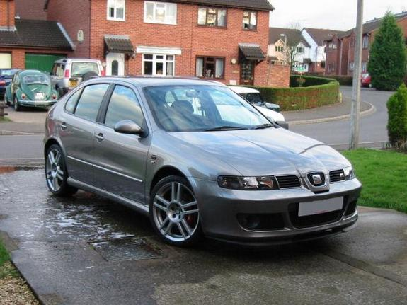 dalepearson 2004 seat leon specs photos modification info at cardomain. Black Bedroom Furniture Sets. Home Design Ideas