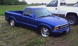 fmfkyles 1997 Chevrolet S10 Regular Cab