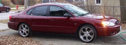 TheProducer 2004 Ford Taurus