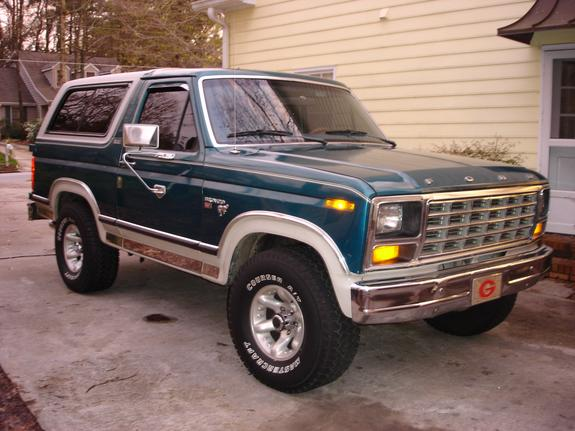1981 Ford Bronco Interior Picasso8750's 1981 Ford Bronco