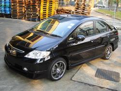 ocpi76s 2005 Honda City