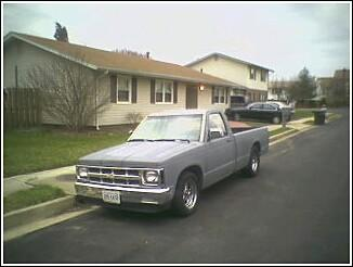 Tha_Bad_S10's 1991 Chevrolet S10 Regular Cab