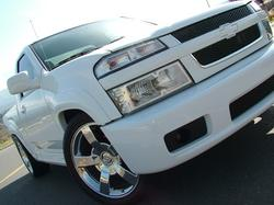 remembertofocus 2005 Chevrolet Colorado Regular Cab